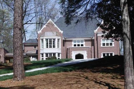 The home of Atlanta Archbishop Wilton Gregory will be put on the market.